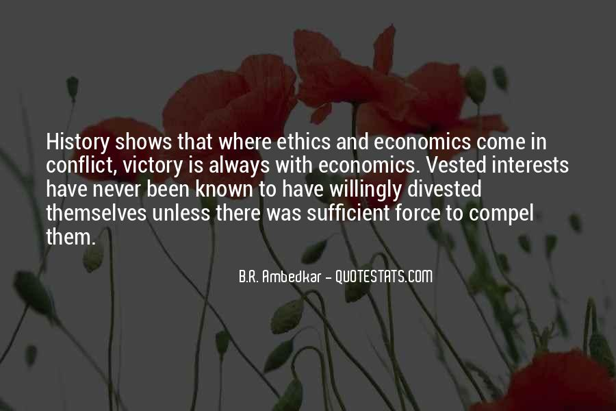 Quotes About Economics And Capitalism #837368