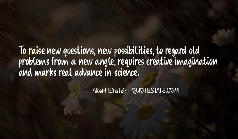 Quotes About Questions Einstein #1638548