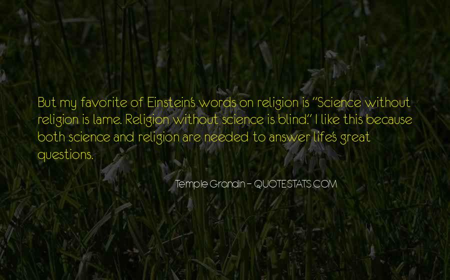 Quotes About Questions Einstein #1824885