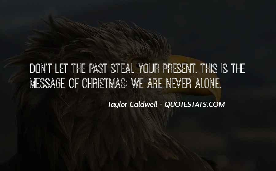 Quotes About Alone In Christmas #1611263