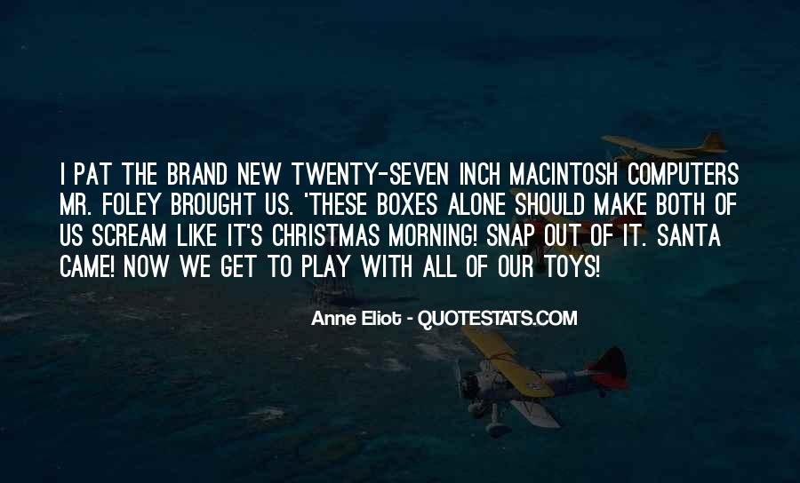 Quotes About Alone In Christmas #1856803