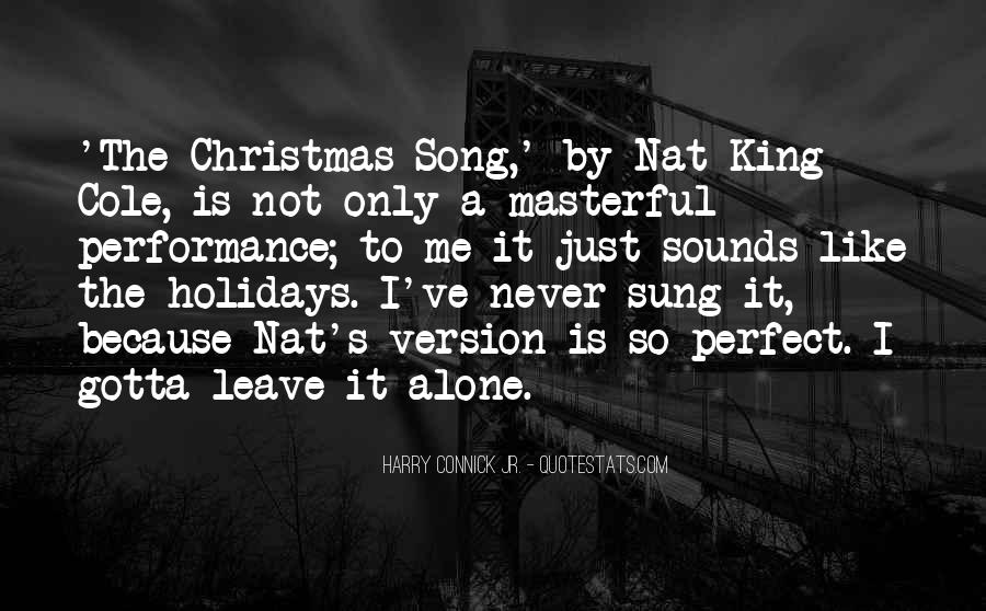 Quotes About Alone In Christmas #952843