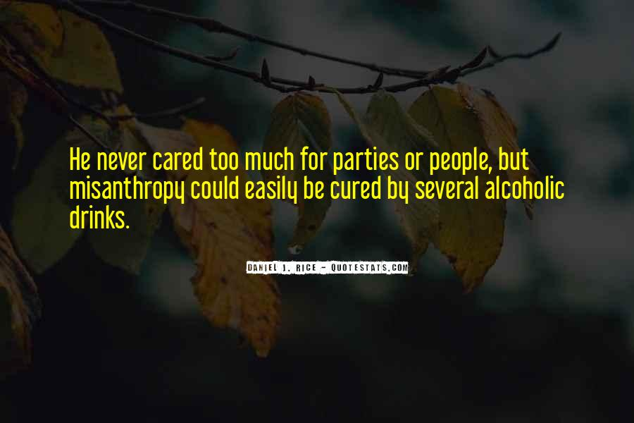 Quotes About He Never Cared #206919