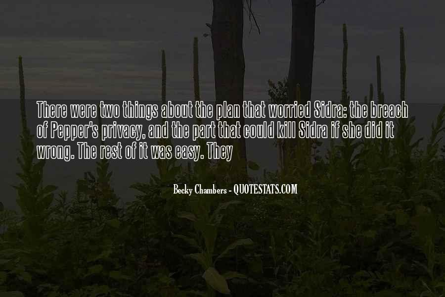 Quotes About Things That Went Wrong #109407