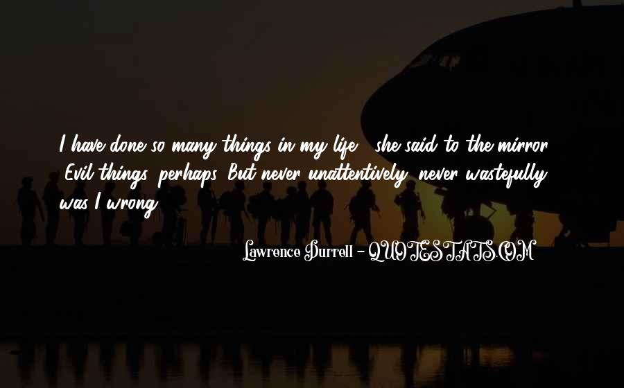 Quotes About Things That Went Wrong #111561