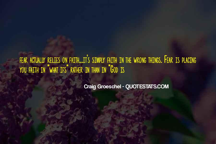 Quotes About Things That Went Wrong #12290