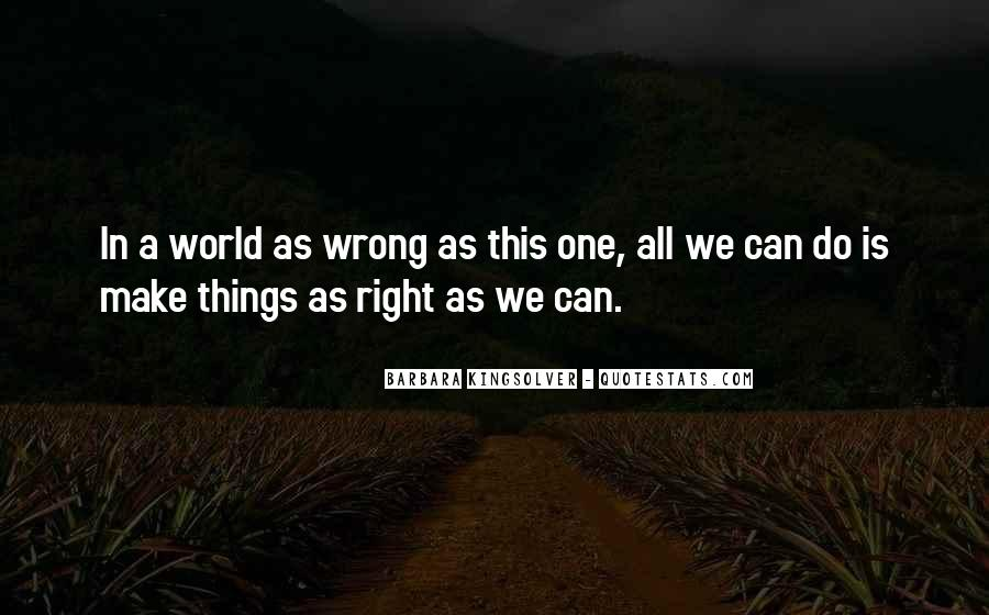 Quotes About Things That Went Wrong #137149