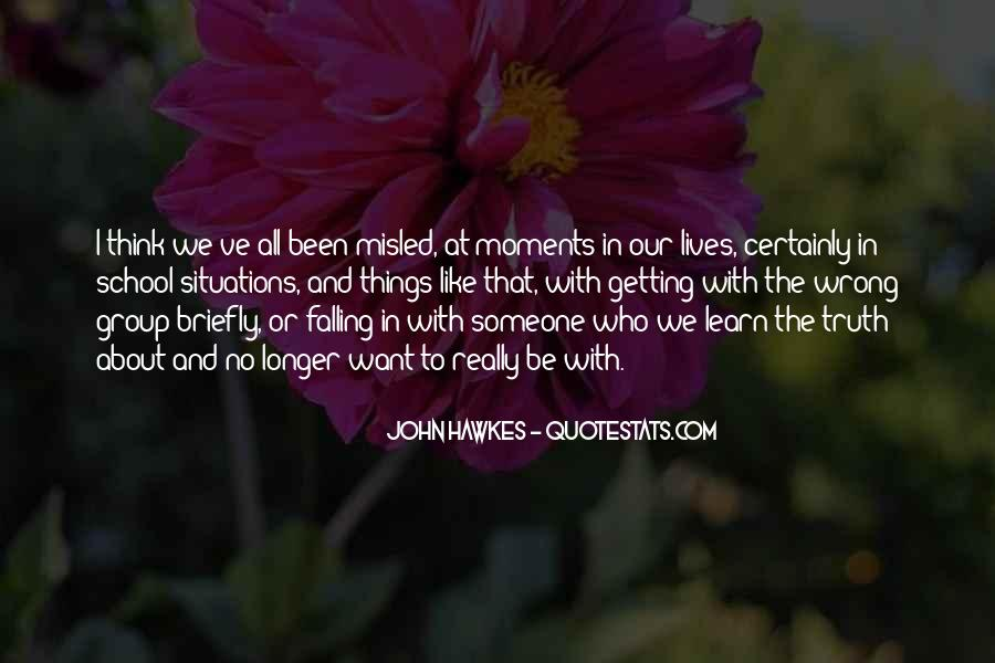 Quotes About Things That Went Wrong #39059