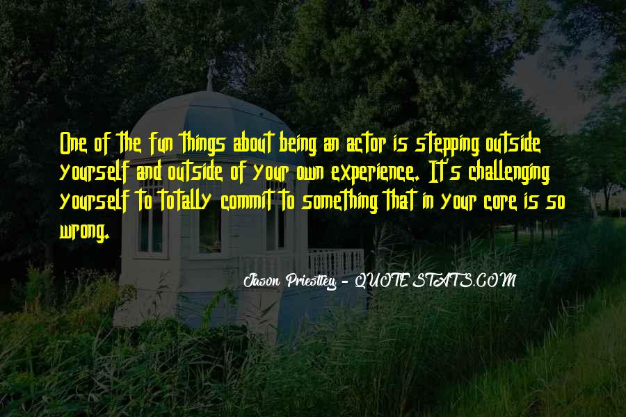 Quotes About Things That Went Wrong #5940