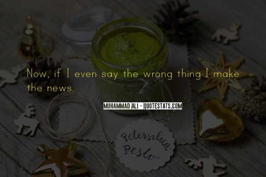 Quotes About Things That Went Wrong #62960
