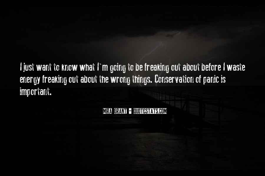 Quotes About Things That Went Wrong #74857