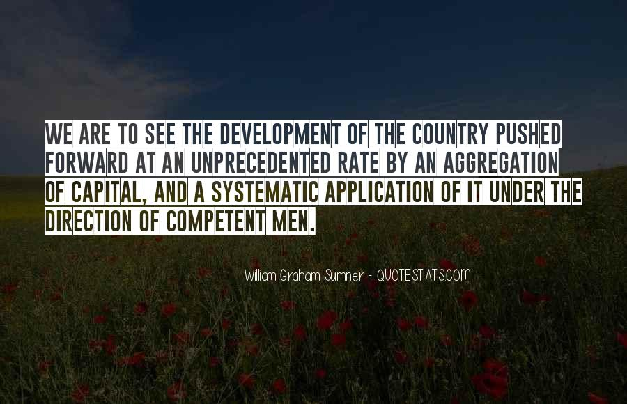 Quotes About Development Of A Country #1078393
