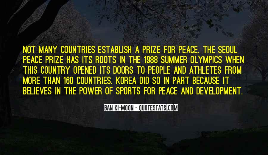 Quotes About Development Of A Country #1091436