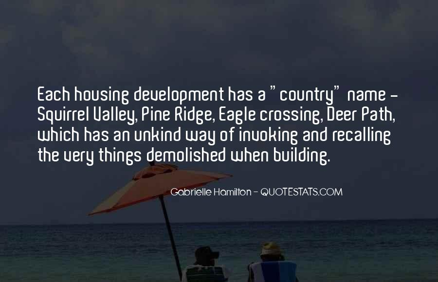 Quotes About Development Of A Country #1103091