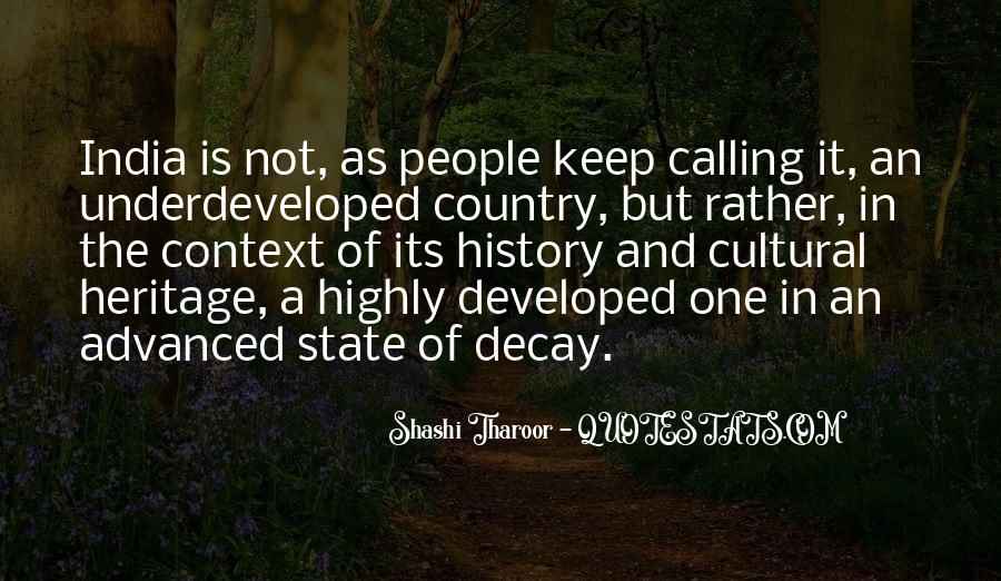 Quotes About Development Of A Country #1147127
