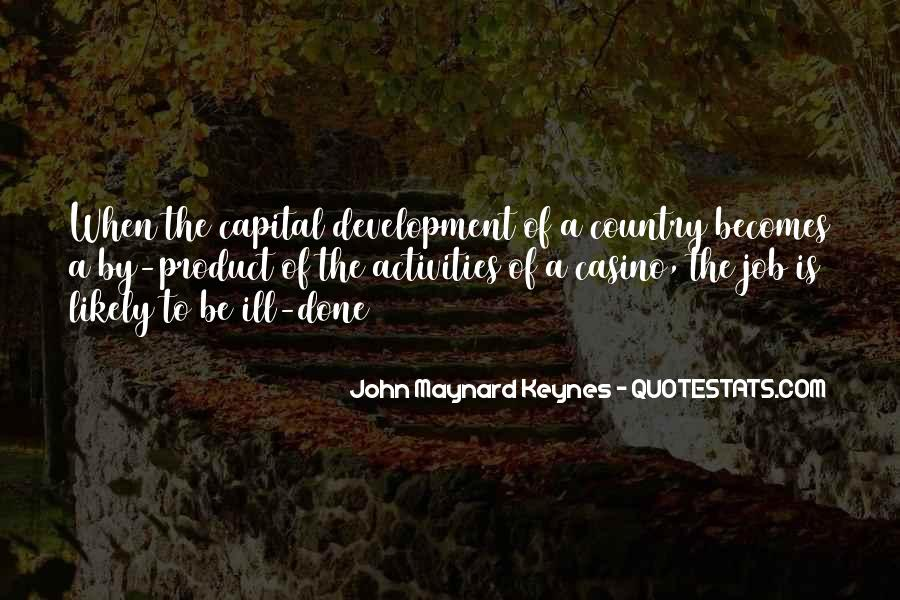 Quotes About Development Of A Country #1359615