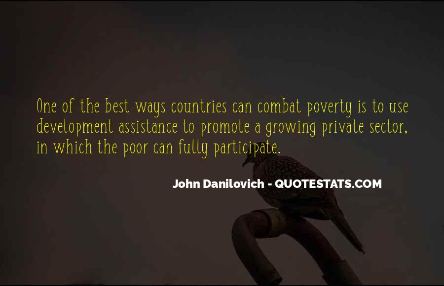 Quotes About Development Of A Country #1430904