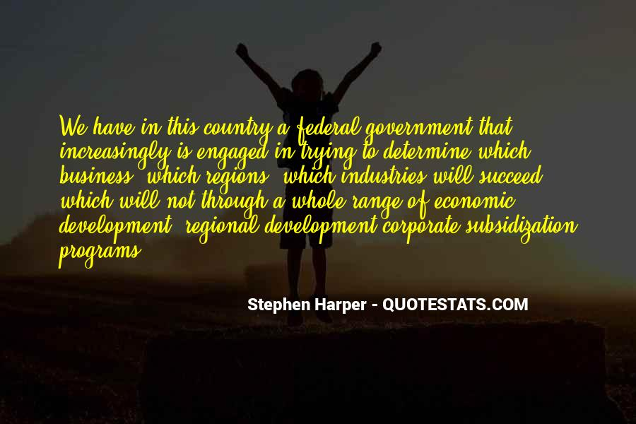 Quotes About Development Of A Country #1559332