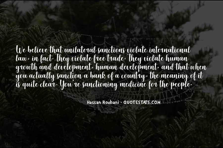 Quotes About Development Of A Country #1563665