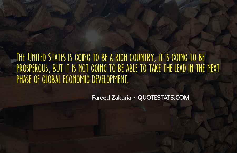 Quotes About Development Of A Country #1782378