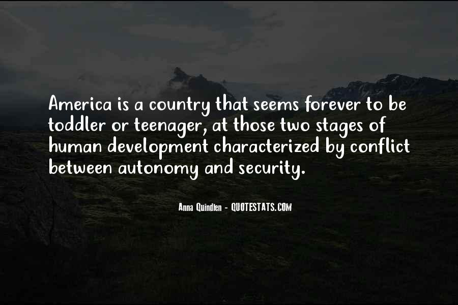 Quotes About Development Of A Country #191279