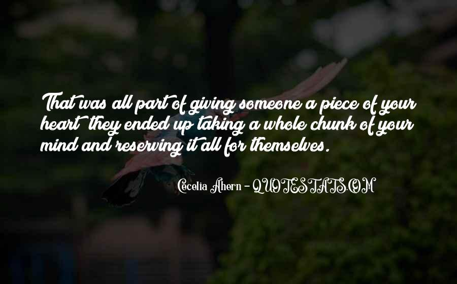 Quotes About Reserving Your Heart #1840787