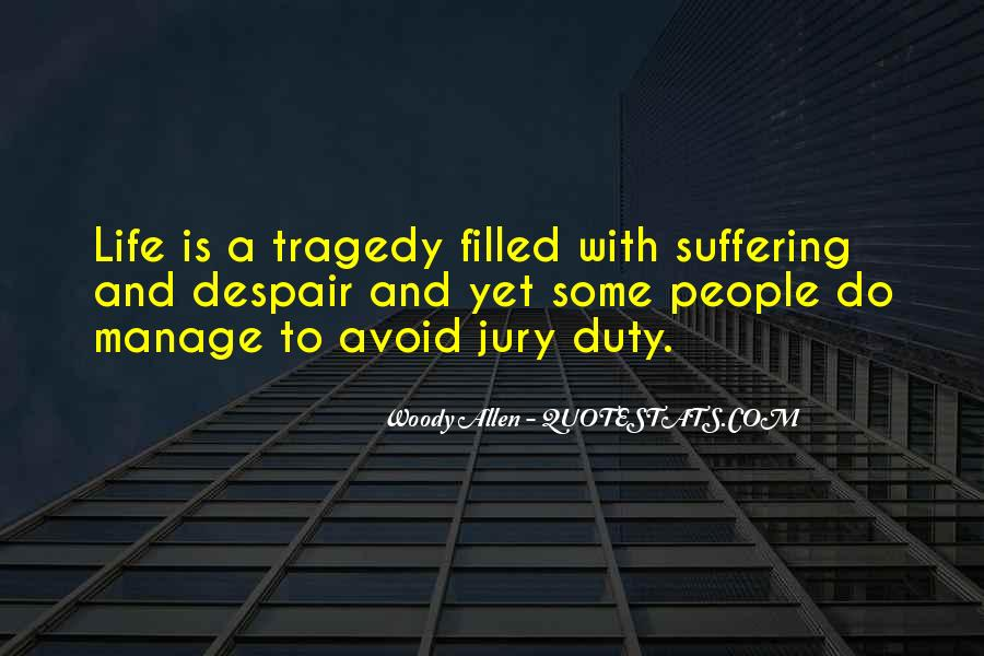 Quotes About Jury Duty #455089