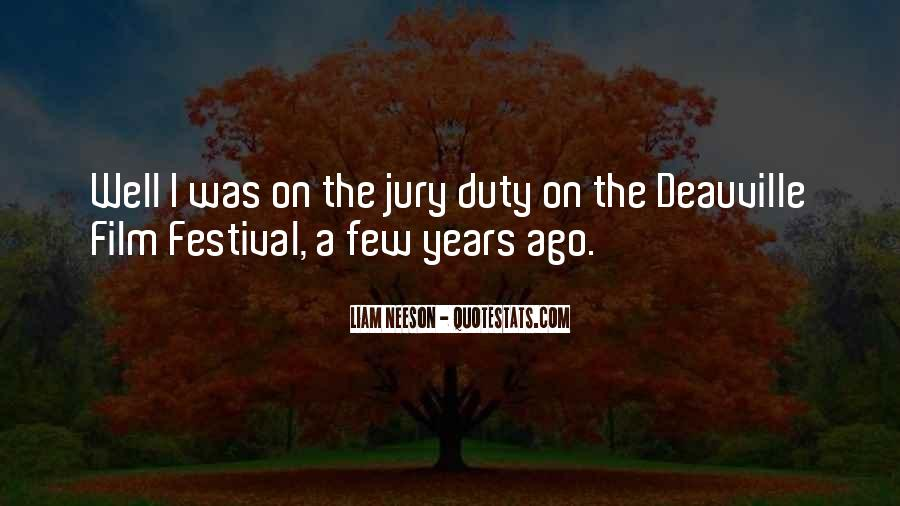 Quotes About Jury Duty #630520