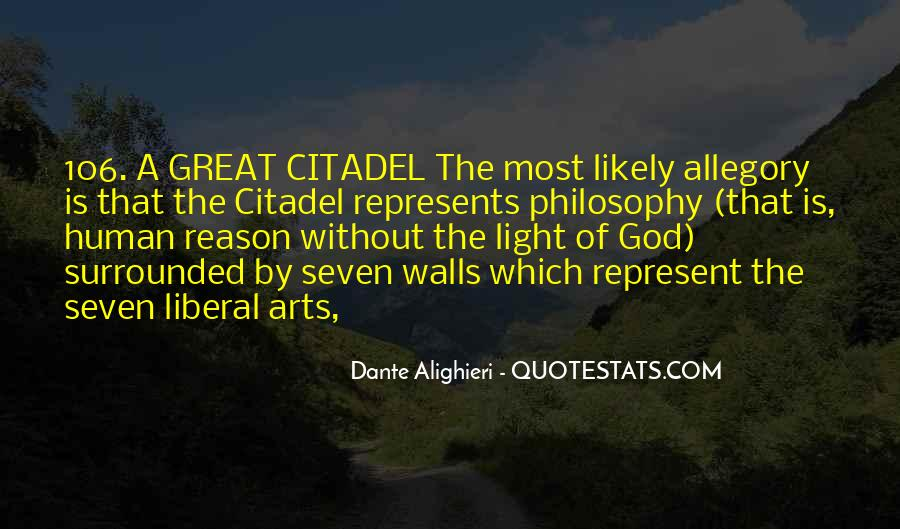 Quotes About Liberal Arts #930330