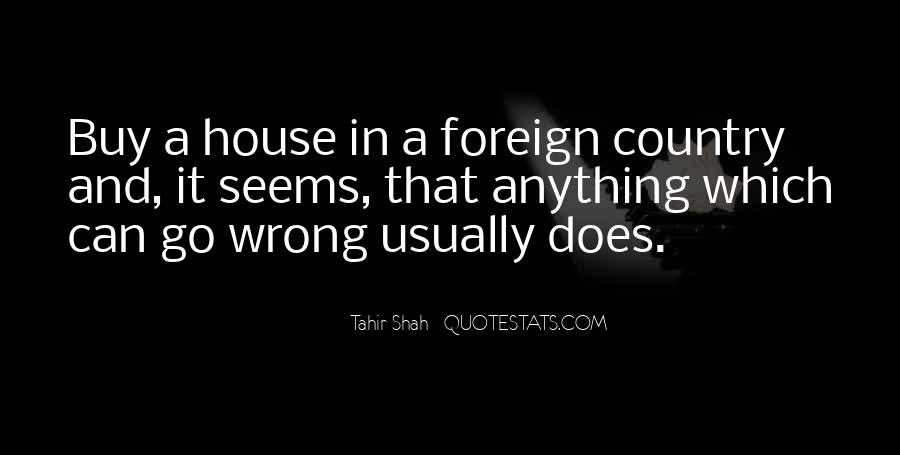 Quotes About Moving Out Of A House #611631