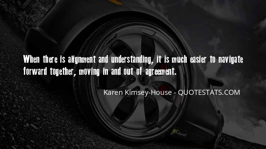 Quotes About Moving Out Of A House #710997