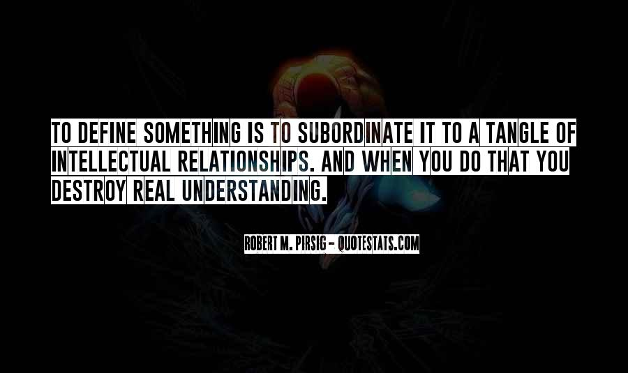 Quotes About Real Relationships #125611