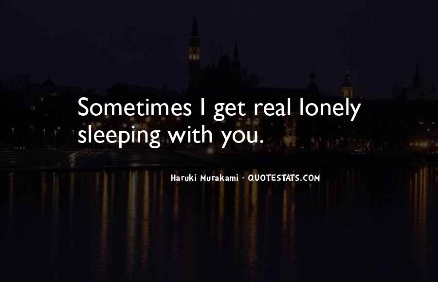 Quotes About Real Relationships #172003