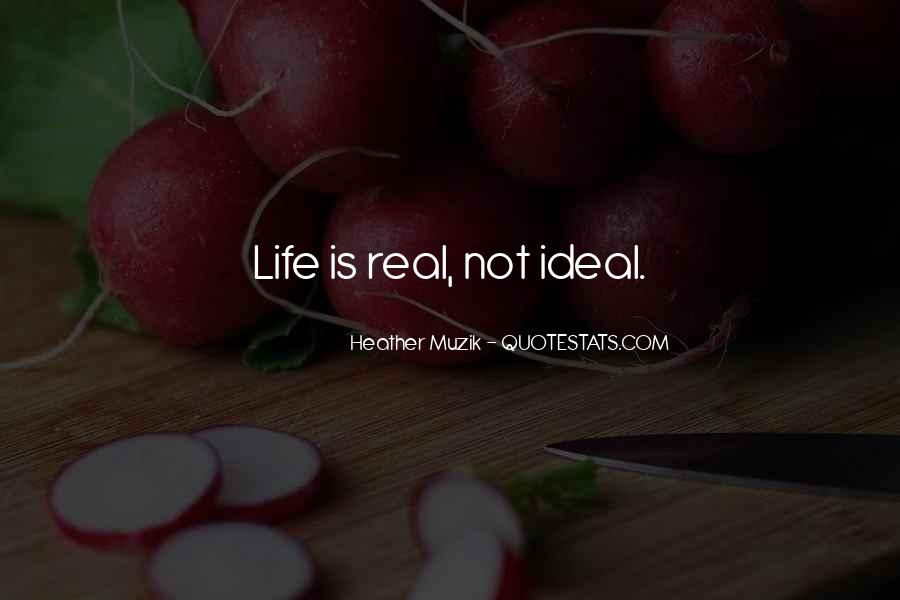 Quotes About Real Relationships #239409