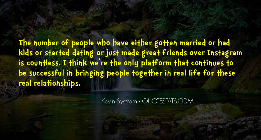 Quotes About Real Relationships #311446