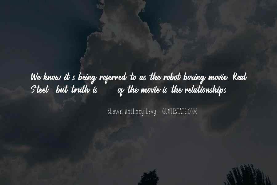 Quotes About Real Relationships #327571