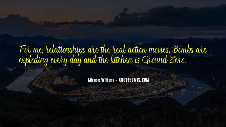 Quotes About Real Relationships #546322