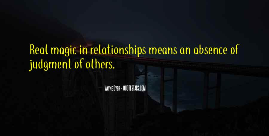 Quotes About Real Relationships #624512