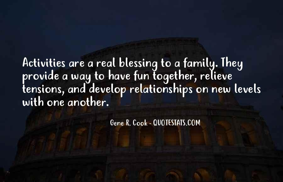 Quotes About Real Relationships #752609