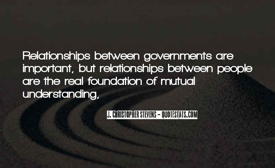 Quotes About Real Relationships #783593