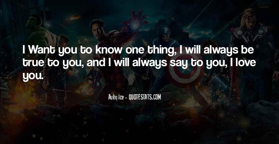 Quotes About Real Relationships #789007