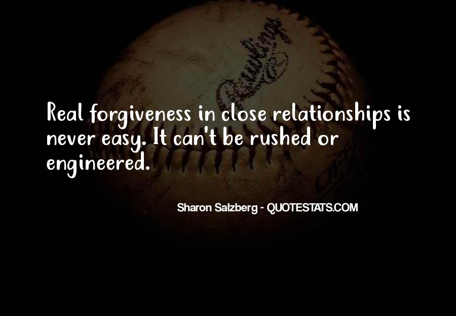 Quotes About Real Relationships #858349