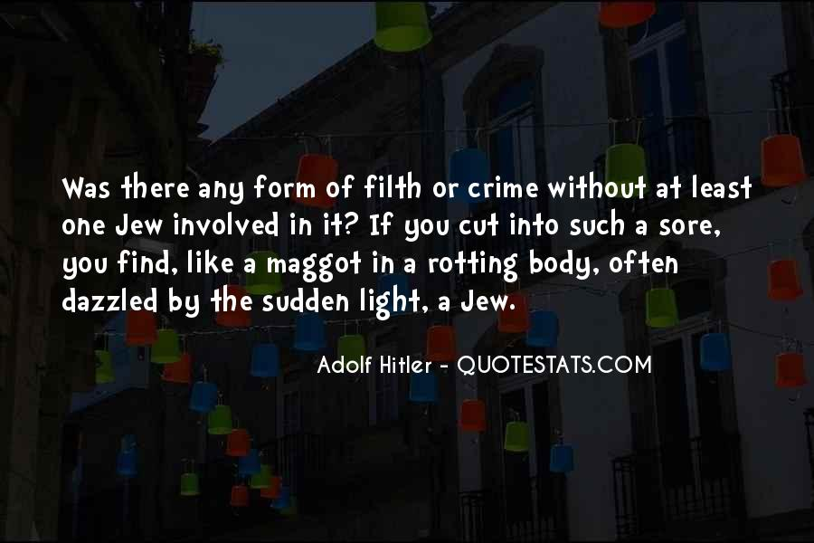 Quotes About The Holocaust Hitler #1000696