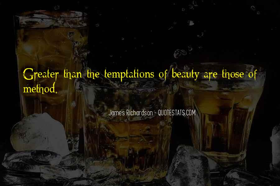 Quotes About Temptation And God #125488