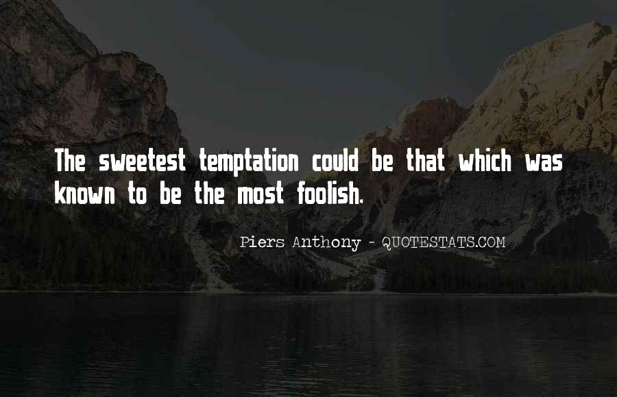 Quotes About Temptation And God #130663