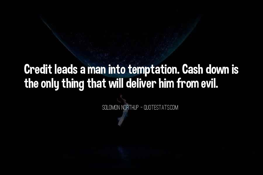 Quotes About Temptation And God #14223
