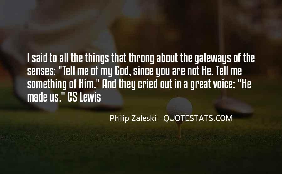 Quotes About Temptation And God #22825