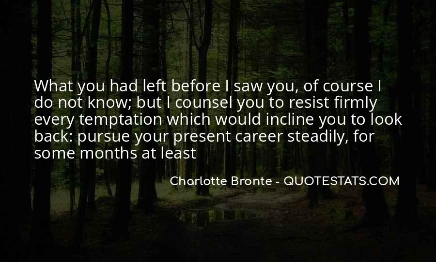 Quotes About Temptation And God #36473