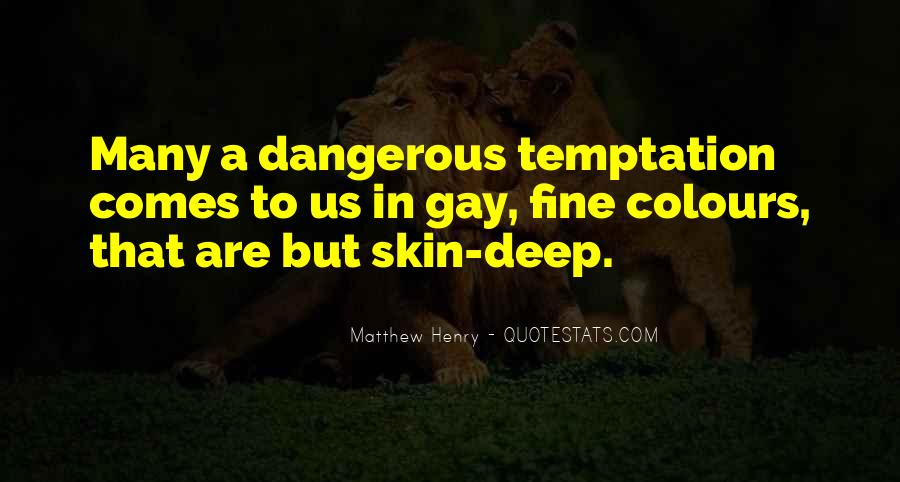 Quotes About Temptation And God #39250