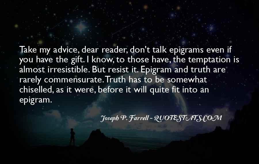 Quotes About Temptation And God #56071